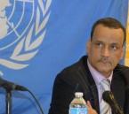 الحكومة اليمنية لولد الشيخ أحمد: المرجعيات الثلاث أولاً