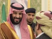 """""""ولي ولي العهد"""": أكبر خطأ قام به العدو أنه يحاول المس في عمق العرب """"اليمن الشقيقة"""""""