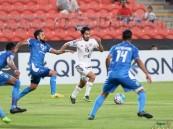 التعادل يحسم لقاء #الجزيرة الإماراتي و #الفتح بأبطال آسيا