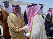 ملك البحرين يغادر الرياض بعد حضوره الحفل الختامي لمهرجان الملك عبدالعزيز للإبل