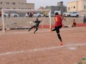 شباب الخليج يخطف بطولة مركز النشاط الاجتماعي بحي الملك فهد