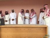 ثانوية الملك خالد بالهفوف تقيم حفل تكريم للطلاب والمعلمين