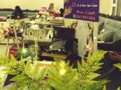 """في #الأحساء نتيجة لـ """"نصب"""" فريق تطوعي: أسر منتجة تشارك في معرض بلا زوار!!"""