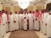 """أسرة """"الماجد"""" تستقبل الشيخ """"صالح السالم"""""""
