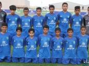 براعم #الفتح يشاركون في بطولة دبي الدولية تحت 13 سنة