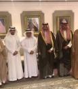 """محافظ الأحساء يستقبل أسرة حافظة القرآن """"رابعة"""" العرفج .. ويبعث لها بخطاب شكر"""