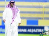 أنباء عن استقالة فيصل بن تركي من رئاسة النصر