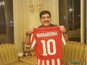 """""""مارادونا"""" مدرباً للفجيرة الإماراتي في دوري """"المظاليم"""""""