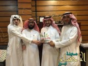 """ثانوية """"الملك خالد"""" تحقق المستوى الأخضر في النشاط الطلابي"""