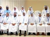 """حلقات """" عمر بن عبدالعزيز"""" بجامع الروضة تختتم أنشطتها بتكريم 20 من حفظة القرآن الكريم"""