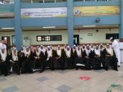 """ثانوية """"ذات الصواري"""" بالكلابية تحتفل بطلابها الخريجين"""