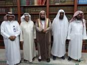 """بالصور… الشيخ """"السدحان"""" يدشن المشروعات الخيرية والدعوية بتعاوني """"العيون"""""""