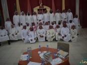تكريم منسوبي مدرسة الإمام جعفر الصادق الثانوية