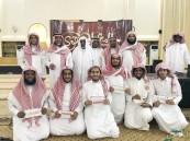 حلقات زيد بن حارثة بجامع المقهوي تكرم 133 طالباً في ختام أنشطتها