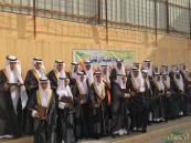 """""""المقداد بن عمرو"""" تحتفل بتخريج فرسانها طلاب الصف السادس"""