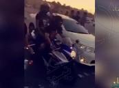 بالفيديو … تخيل!!  هذا ما حدث في #الأحساء في نهار رمضان