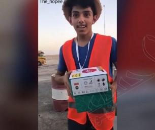 """شاهد كيف رد """"سعودي"""" على """"قطري"""" في موقف جمعهم في الطريق"""