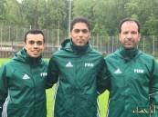 طاقم سعودي بقيادة المرداسي يدير مباراة تحديد المركز الثالث في كأس القارات