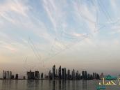 """""""فيتش"""" تستعد لخفض جديد في تصنيف قطر الائتماني"""