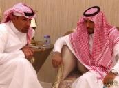 """المحيش تحتفل بعقد قران ابنها """"إبراهيم"""""""