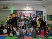 بر الصالحية ينظم فرحة العيد لايتام المركز بمشاركة أكثر من 100 طفل