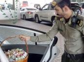 """بالصور.. جوازات """"البطحاء"""" تستقبل المسافرين خلال إجازة عيدالفطر المبارك"""