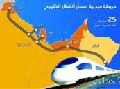 """وزير النقل: تنفيذ 200 كلم من """"القطار الخليجي"""".. وجسر الملك حمد سيكون جزءاً من المشروع"""