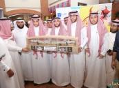 """بالصور… سمو الأمير """"عبدالعزيز بن بدر"""" يشارك """"سالك"""" توزيع أكثر من ٨٠٠ وجبة إفطار"""