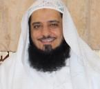 """الشيخ """"العمير"""" رئيس محكمة الأحوال يبايع """"ولي العهد"""": خير خلف لخير سلف"""