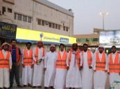 فريق محاسن التطوعي يوزع أكثر من ٦٥٠٠ وجبة في الإفطار الجوال