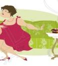 دراسة تكشف النساء الأكثر سمنة على مستوى العالم .. قد تندهش !