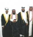 """أسرة آل غريب بالعيون تحتفل بزواج الأبناء """"عبدالله"""" و """"علي"""""""