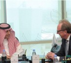 الغفيص يلتقي نائب مدير المكتب الإقليمي لمنظمة العمل الدولية