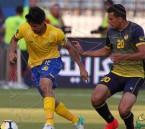 البطولة العربية: النصر يهدر تقدمه.. ويتعادل مع العهد