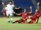 التعادل السلبي يخيم على لقاء الأخضر الأولمبي ولبنان