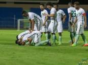 المنتخب السعودي الأولمبي يكتسح نظيره الأفغاني بثمانية أهداف نظيفة