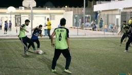 انطلاق مباريات دوري مركز النشاط الاجتماعي بمحاسن