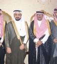 """بحضور """"وكيل الأحساء"""".. """"العصيمي"""" تحتفل بزواج ابنها """"عبدالعزيز"""""""
