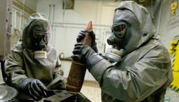 اعتراض شحنات أسلحة كيماوية أرسلتها كوريا الشمالية إلى سوريا