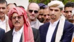 الحوثيون يقومون بتصفية خالد الرضي مدير مكتب نجل صالح
