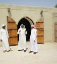 """بالصور.. إنجاز 50% من أعمال تطوير مسجد """"جواثى"""" الأثري"""