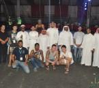 """فريق """"ضياء"""" التطوعي يشارك في مهرجان """"ترفيه أكشن"""""""