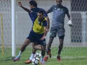 """""""الفتح"""" يواصل تدريباته على أرض ملعب النادي الرئيسي"""