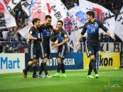 """رسميًا .. """"اليابان"""" يتأهل لمونديال روسيا"""