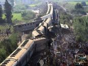 القيادة تعزي الرئيس المصري بضحايا تصادم قطارين بالإسكندرية