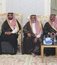 """بالصور… الشيخ """"محمد الحراجين"""" يقيم مأدبة عشاء للشيخ """"محمد بن مران"""""""