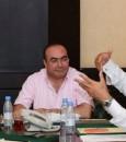 """""""الملحم"""" يعقد اجتماعاً تحضيرياً لبحث تنفيذ مبادرة #مليون_شجره_في_الاحساء"""