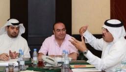 """""""الملحم"""" يعقد اجتماعاً تحضيرياً لبحث تنفيذ مبادرة مليون شجرة في الأحساء"""