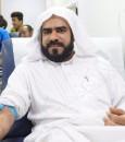 """183 متبرع يشاركون بحملة """"التبرع بالدم الطارئة"""" في المنيزلة"""