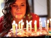 """دراسة: لهذا السبب نفخ شموع كعكة """"الميلاد"""" خطر على الصحة !!"""
